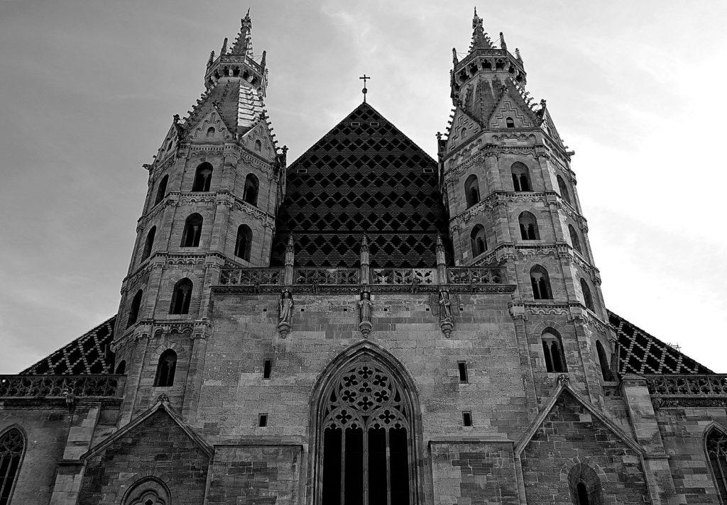 St. Stephansdom Cathedral in Vienna Austria