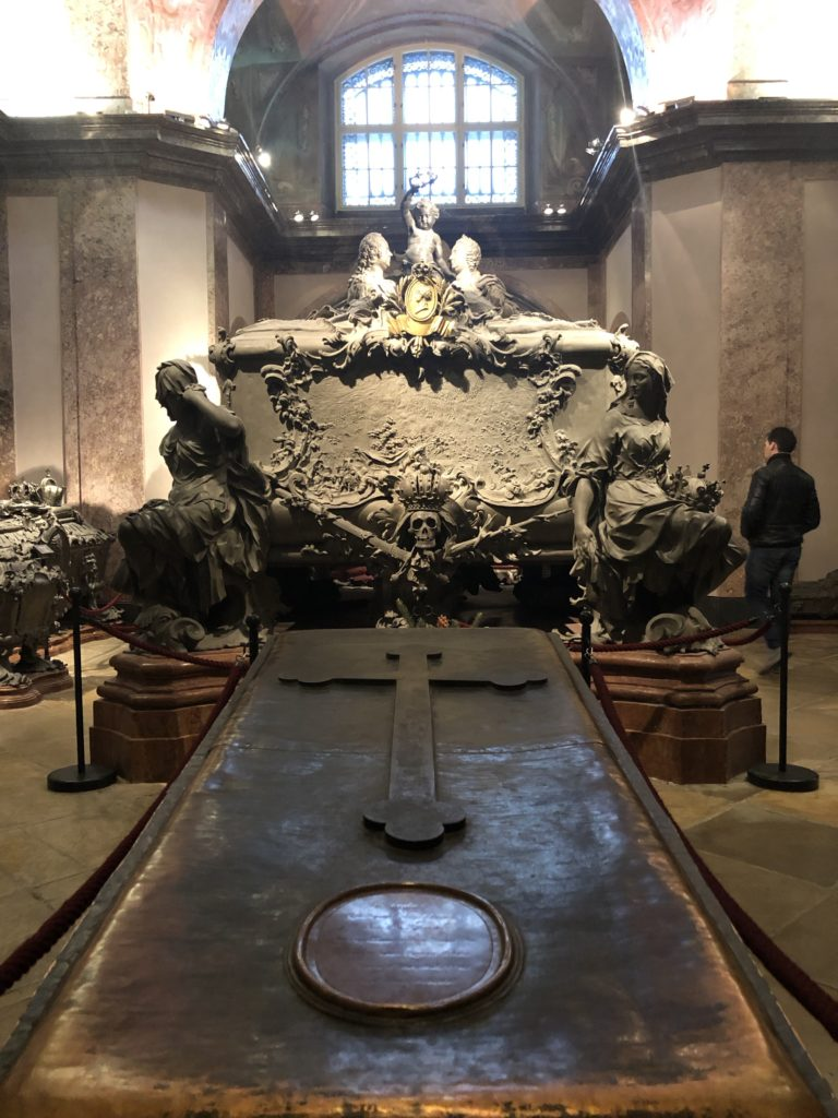 Imperial Crypt Vienna