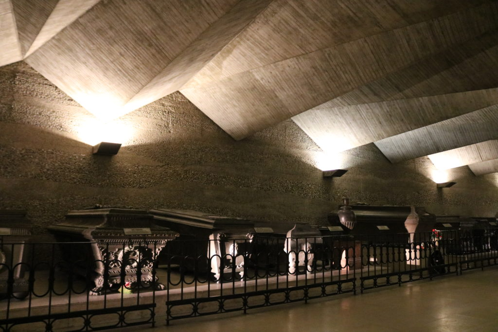 Habsburg Imperial Crypt Vienna Austria