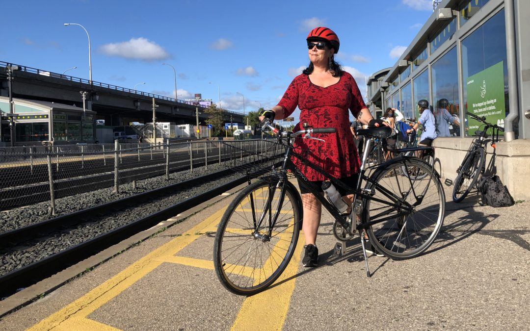 How to take your bike on Go Transit