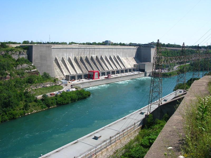 Robert Moses Power Station Niagara Falls NY