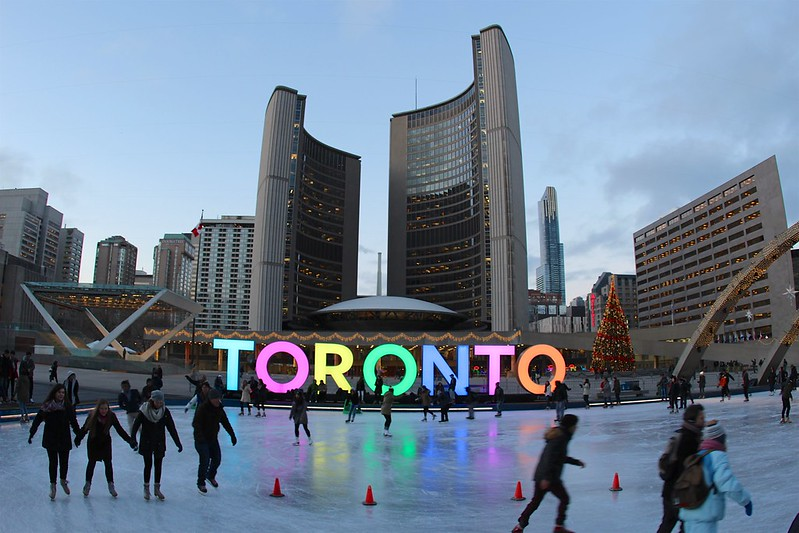 Where to go skating in Toronto in 2020