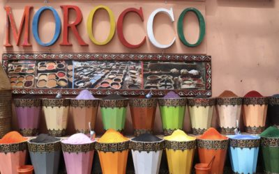 How to pretend you're in Morocco at home