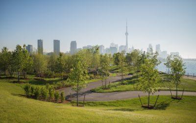 Trillium Park is Toronto's best park that you don't know
