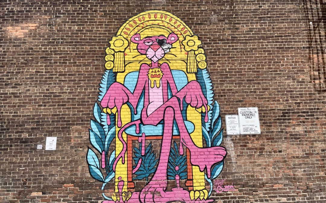 The Street Art of Toronto's Little Portugal
